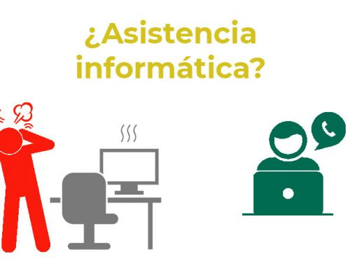 En el seguro de hogar la asistencia también puede ser informática